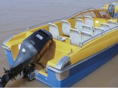6.5m small leisure speedboat