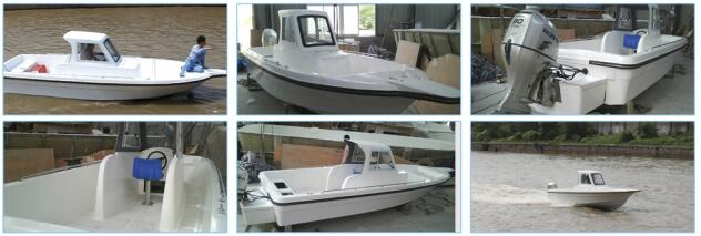 6m fishing boat/yacht